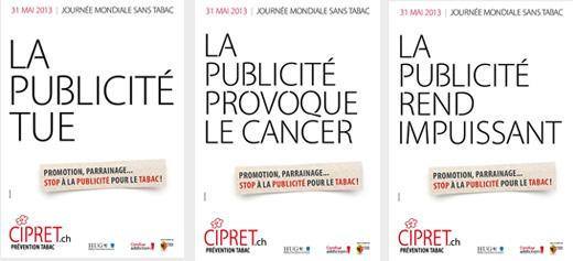 journée mondiale sans tabac 2013